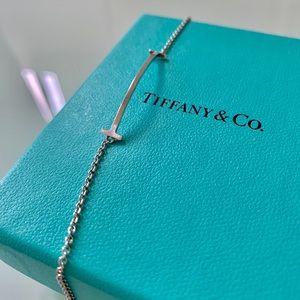 Tiffany & Co T Smile Bracelet